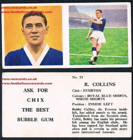 1959 type1 ASK Chix Collins Everton